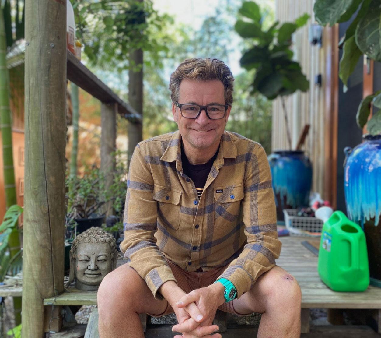 Grant Giles, Hypnotherapist & Psychotherapist