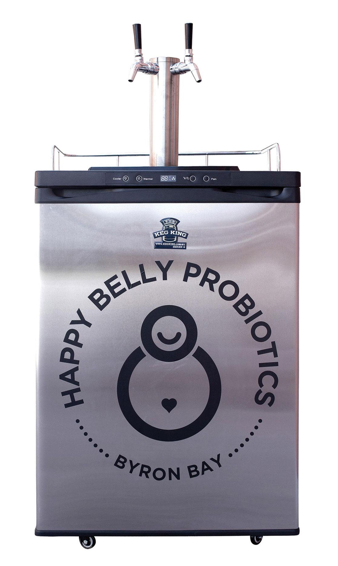 Happy Belly Probiotics, Byron Bay