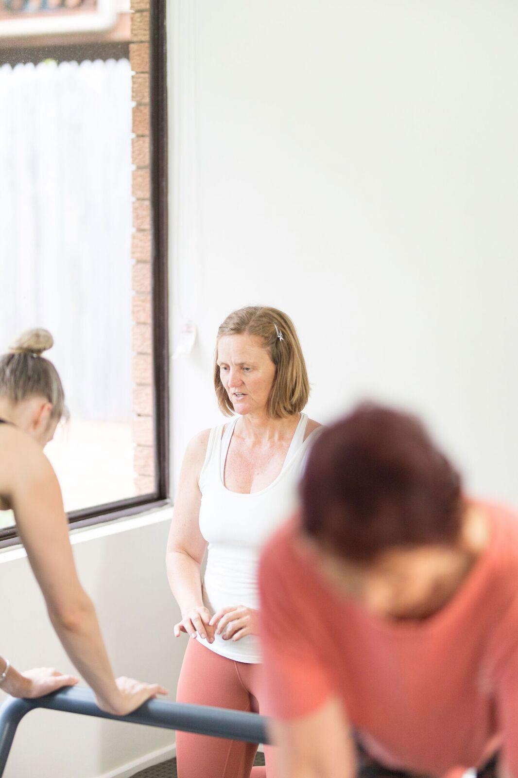 Move to Nurture Pilates Studio, Lennox Head