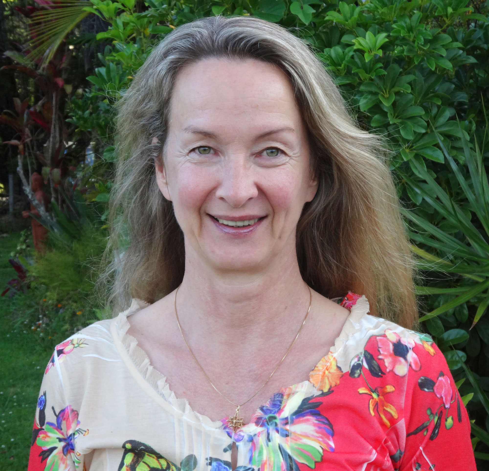 Vanamala Mayr-Reisch, Face Yoga teacher
